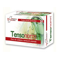 Tensonorm 50 cps, Farmaclass
