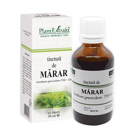Tinctura de Marar 50ml, Plantextrakt