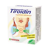 Tiroidin 30 cps, Parapharm