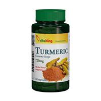 Turmeric (Curcuma) 720mg 60 cps