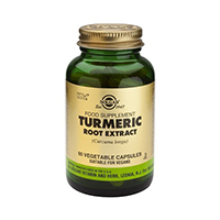 Extract din radacina de Turmeric 60 cps, Solgar