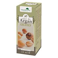 Ulei de Argan Virgin 10ml, Transvital