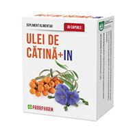 Ulei de Catina + In 30 cps, Parapharm