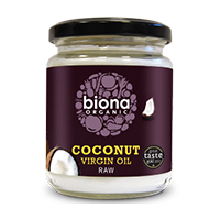 Ulei de cocos virgin 200 g