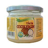 Ulei de Cocos Virgin 250ml