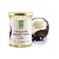 Ulei Bio de Nuca de Cocos 350 ml