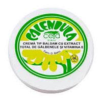 Unguent de galbenele cu vitamina E 40g, Ceta