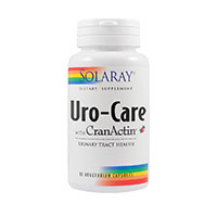 Uro-Care With Cranactin 30 cps, Solaray