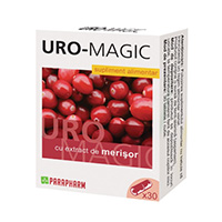 Uro-Magic 30 cps, Parapharm