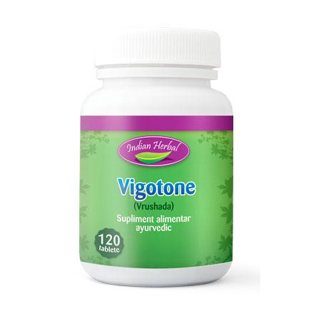 Vigotone 120 tb, Indian Herbal