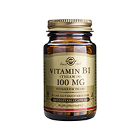Vitamin B1 100mg 100 cps, Solgar