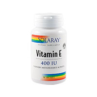 Vitamin E 400UI 50 cps, Solaray