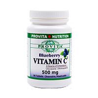 Vitamina C cu afine 90 tb