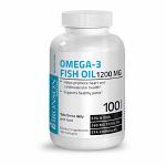 Omega 3 Ulei de Peste 1200mg 100 cps