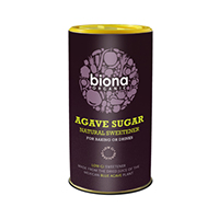 Zahar din agave bio 250g, Biona
