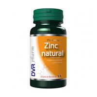 Zinc natural 60 cps